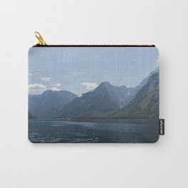 Bavaria - Koenigssee Lake Summer Alps Carry-All Pouch