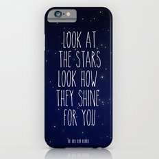 Look How They Shine For You 2.0 Slim Case iPhone 6s