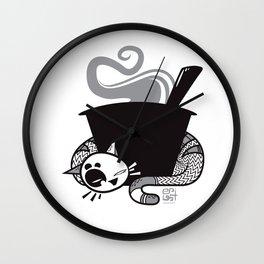 Matou Wall Clock