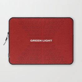 Green Light 1 Laptop Sleeve