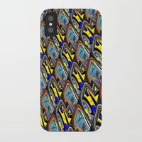 scales iPhone & iPod Cases featuring Scales by David  Gough