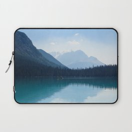 Afternoon on Emerald Lake Laptop Sleeve