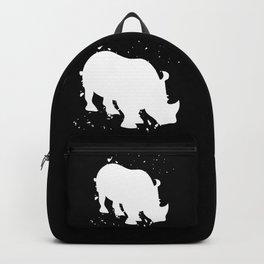 Rhino - Graphic Fashion Backpack