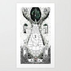 K.O.E Art Print