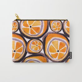 Bunch O' Orange Carry-All Pouch