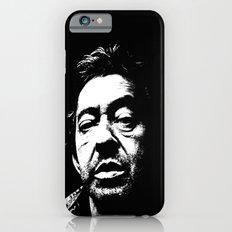Serge Gainsbourg iPhone 6s Slim Case