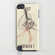 VOYAGER ONE - Space | Time | Science | Planets | Travel | Interstellar Mission | NASA iPod touch Slim Case