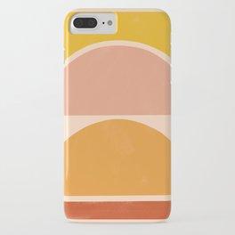 autumn sunshine 3 iPhone Case