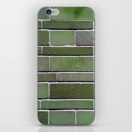 Stonewall Moss iPhone Skin