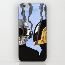 Daft Punk Deux iPhone Skin