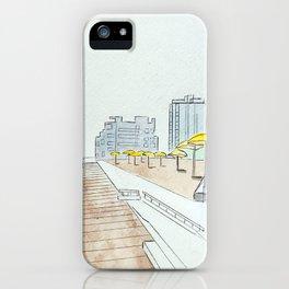 HT0 Park Toronto iPhone Case