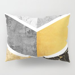 Geometric and modern art VIII Pillow Sham