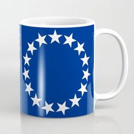 Cook Islands Flag Coffee Mug