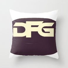 DFG Puck Throw Pillow