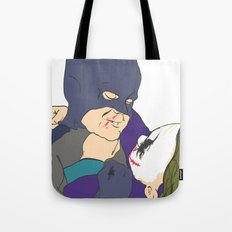 The childhood hero Tote Bag