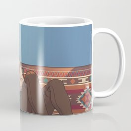 Popcorn Redemption Snuggles Coffee Mug
