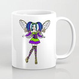 Steampunk Faerie Coffee Mug