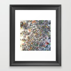 M Train Daydream Framed Art Print