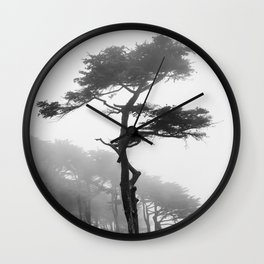 Lands End 1 Wall Clock