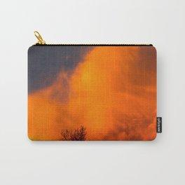 Orange Colorado Sunrise Carry-All Pouch