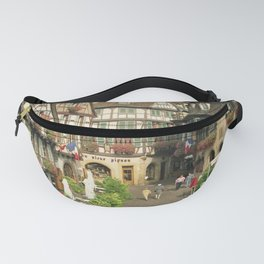Alsace - Colmar Fanny Pack