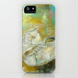 Booties iPhone Case