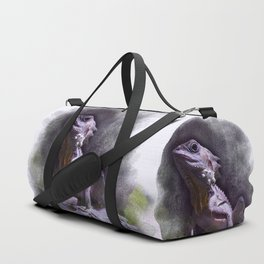 Forest Dragon Duffle Bag