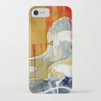 wasted rita iPhone & iPod Cases featuring Wasted Dream by Rubis Firenos