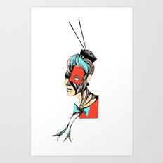 MOD #2 Art Print