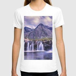 The Fairy Pools Glen Brittle Isle Of Skye United Kingdom Ultra HD T-shirt