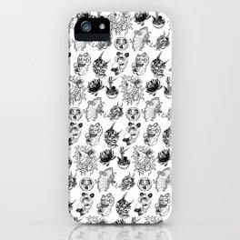 JAP JAP V1 iPhone Case