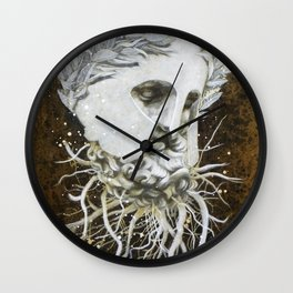 """The Relics of War"" Wall Clock"