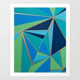 Cool Vibes Art Print