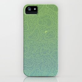 Amebas iPhone Case