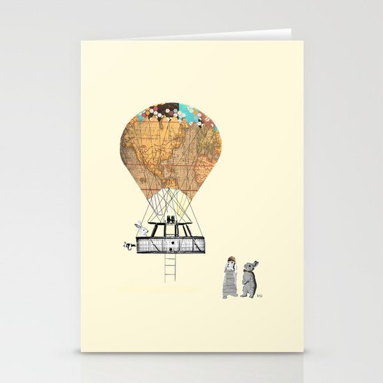 Adventure days  Stationery Cards