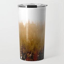 Warm Pines Travel Mug
