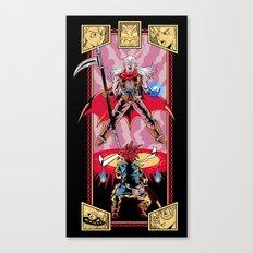 Epic Chrono Canvas Print