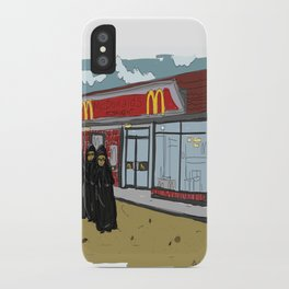 """""""Mickie Dee's""""  iPhone Case"""