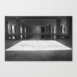 re: Space Canvas Print