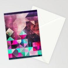 lyyk fyrwyrd Stationery Cards