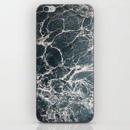 Open water iPhone Skin