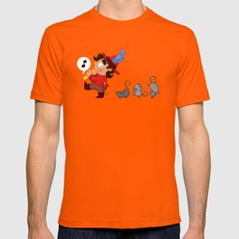 The Pied Piper of Hamelin  T-shirt