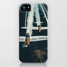 Twister Duo iPhone Case