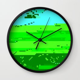 Rustle These Leaves Wall Clock