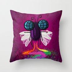 Moscadelica Throw Pillow