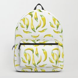 Chilli Pepers Pattern Motif Backpack