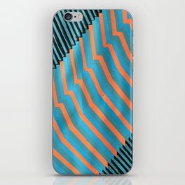 Geometric Abstraction iPhone Skin