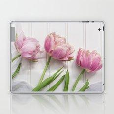 Tulips Three Laptop & iPad Skin