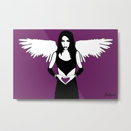 One in a Million - Aaliyah Metal Print