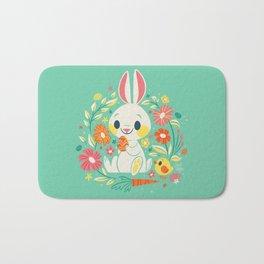 Sweetest Easter Bunny Bath Mat